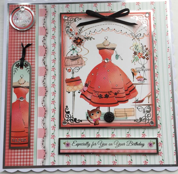 Hunkydory Card by Sospecial Cards.