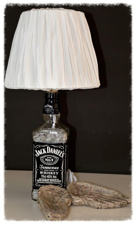 25 best ideas about jack daniels lamp on pinterest jack daniels bottle man room and bar lighting. Black Bedroom Furniture Sets. Home Design Ideas
