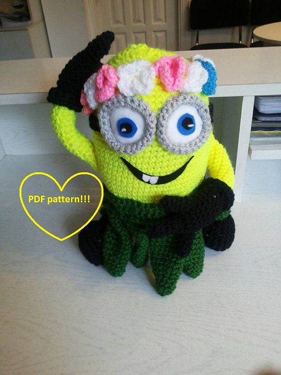 Amigurumi Minion Superheroes : 75 best images about Amigurumi superheroes on Pinterest