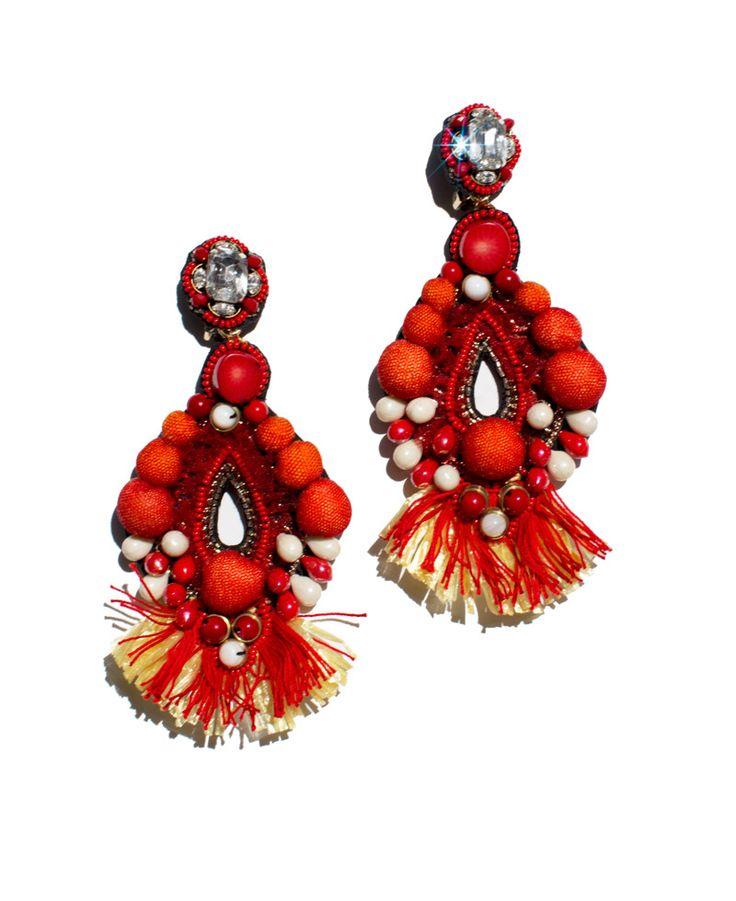 Ranjana Khan Earrings / Garance Doé Goods