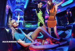 Alexander Wang SS 2015 Campaign by Steven Klein 1