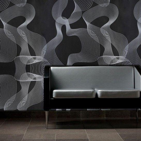 Modern Wallpaper For Bedroom 69 best wallpaper modern twist images on pinterest | floral