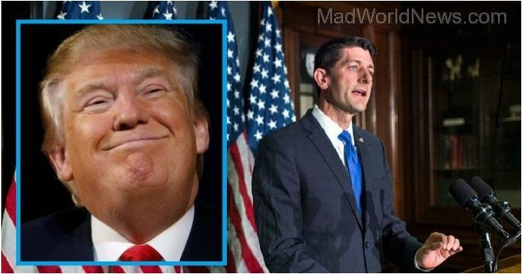 Now that Donald J. Trump has been elected our 45th President, it seems like attitudes toward him are shifting drastically. Politicians who scoffed at the possibility of a Trump presidency & withheld their support are now singing a different tune. Rep. Paul Ryan is one of those wafflers, but the words he said about Mr. Trump today are likely the most accurate he's ever spoken. The PEOPLE will NOT FORGET what you did.