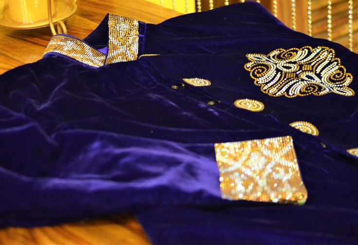 ‪#‎RoyalGroom‬ Sneak peek of the exclusive Royal Blue Velvet Sherwani with glittering Swarovski stone embellishments. Our Mens' Sherwani collection is all set to rock the season !! Visit Rent an Attire & book your look !! ‪#‎Menswear‬ ‪#‎Sherwani‬ ‪#‎Groom‬ ‪#‎Fashion‬ ‪#‎Indowestern‬ ‪#‎Velvet‬ ‪#‎Blue‬ ‪#‎BigFatIndianWeddings‬ ‪#‎PlanYourWedding‬ ‪#‎Shaadimagic‬ ‪#‎Wedding‬ ‪#‎Weddingphotographers‬ ‪#‎Weddingplanners‬