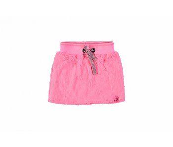 Bampidano Rok Neon roze