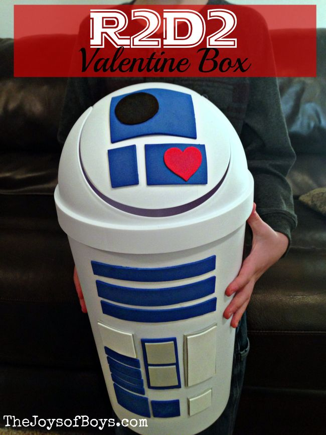 princess castle valentine day box
