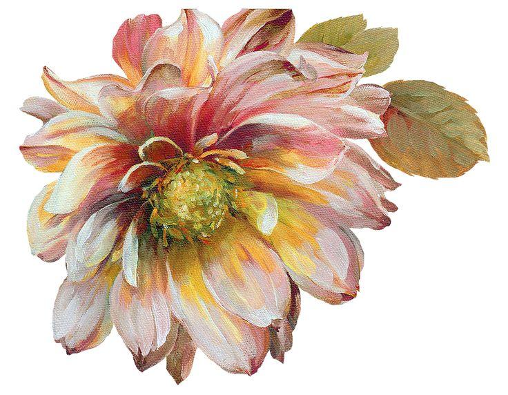 Resultado de imagem para pintura de flores em png