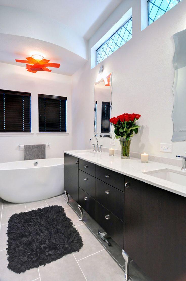Bathroom vanity inspirations by edone design - Fresh And Popular Bathroom Color Ideas