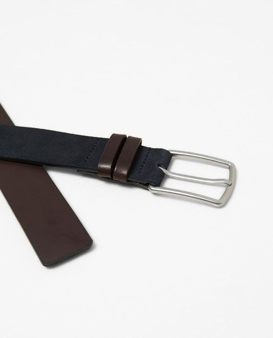 Image 2 of CASUAL BELT from Zara
