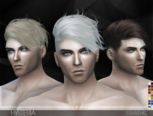 The Sims 4 Hairstyles Free Downloads Sims Sims 4 Sims Sims 2