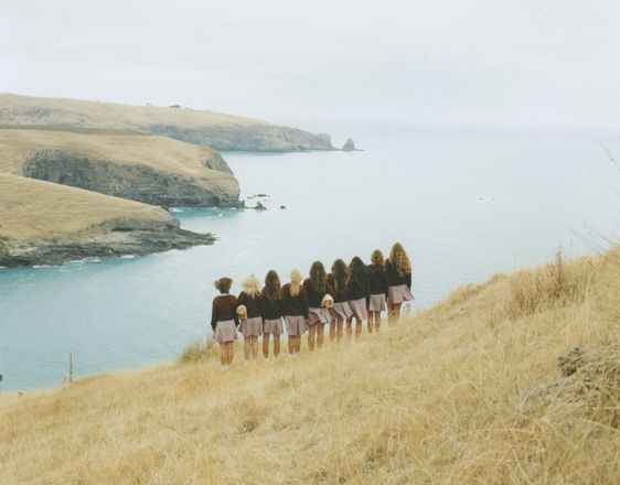 Loving the quirkiness of these schoolgirls pics