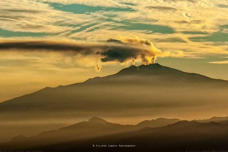 Etna :: 2011 by Filippo Labate on 500px