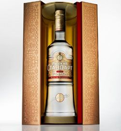 8. Russian Standard Gold It has velvet soft taste and is warming and nice drink. It is Russian vodka brand as well and popular among vodka customers.