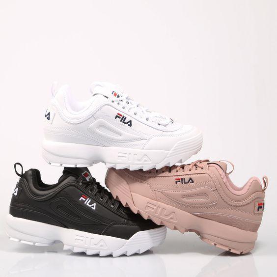 💥FILA DISRUPTOR💥 Disponibles en tiendas especializadas sneakers del grupo Mayka⚡