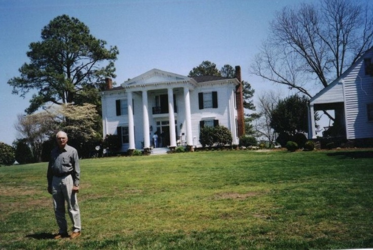 Sunnyside Plantation, Newsoms, Virginia