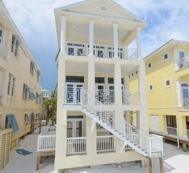 Sandcastle Escapes Destin beach house rental