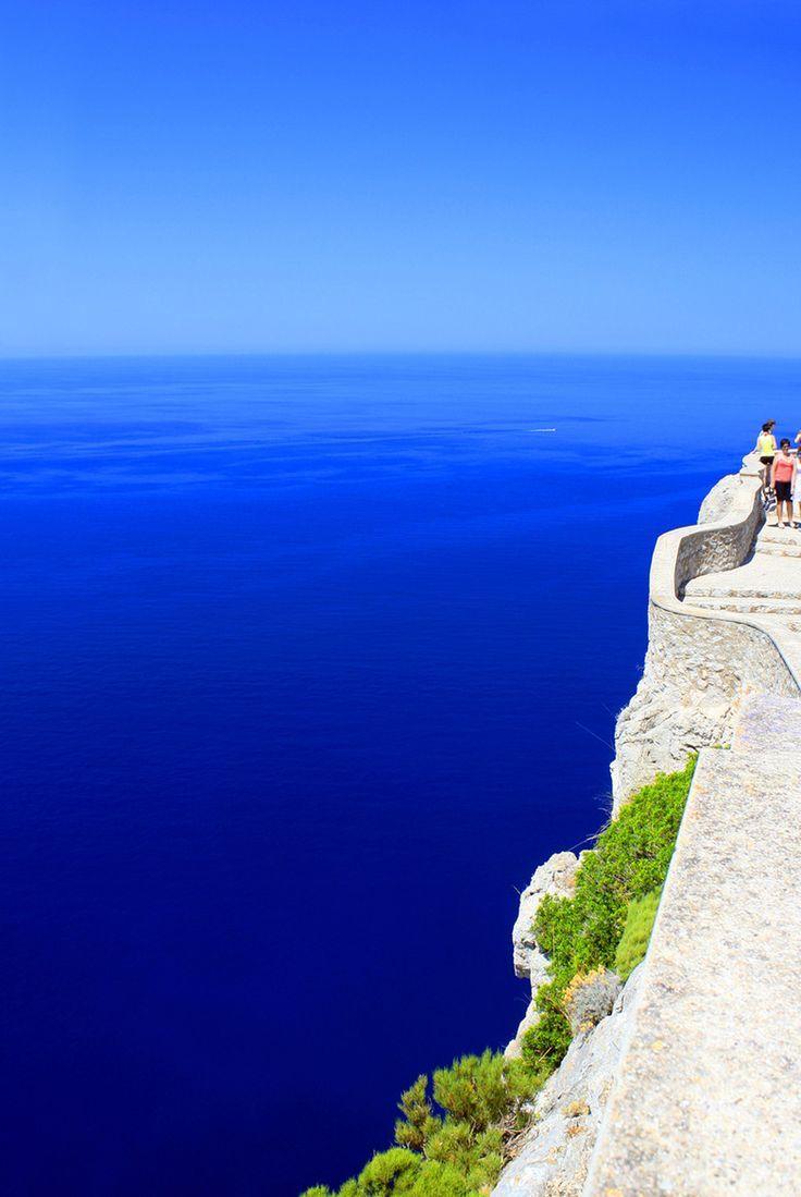 Azul Mediterráneo de Mallorca, ESPAÑA