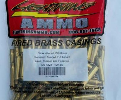 Use Bulk Reloading Brass