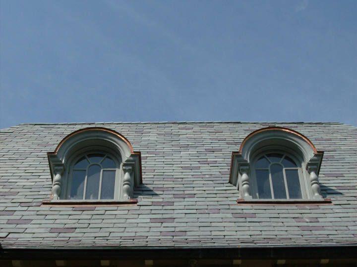 Custom Copper Barrel Dormer Roofs In 2020 Dormers Dormer Roof Roof
