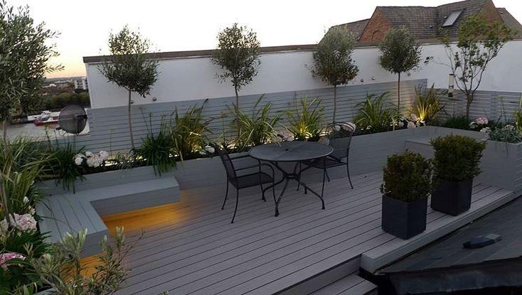 Piante per terrazze - Piante da terrazzo - piante per terrazzo
