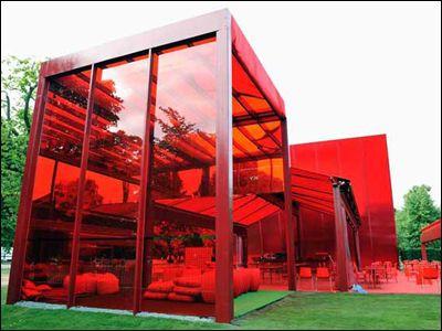 Jean Nouvel - Pavilion