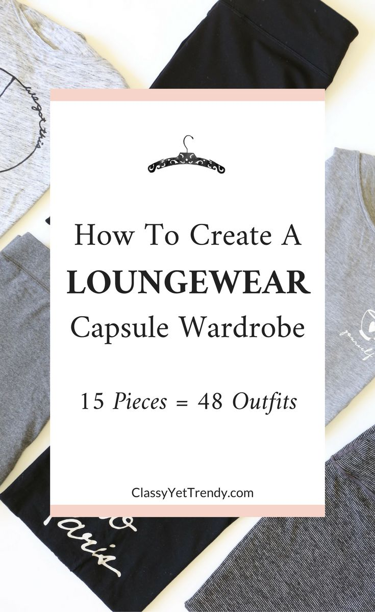 When it comes to loungewear, there are several types to choose from. There's the traditional pajamas (top and bottom in the same or coordinating pattern), there's matching top and shorts, gowns and robes, just to name a few. I used to wear pajama sets as loungewear in the evenings and sometimes on the weekend, I…