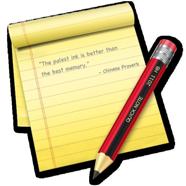 「Quick Note」のレビューをチェック、カスタマー評価を比較、スクリーンショットを確認、詳細情報を入手。Mac OS X 10.7かまたはそれ以降対応の Quick Note をダウンロードして Mac で利用。