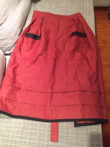 DoneByAna.blogspot.com: traje de baserritarra. Colofón final. Mantala (del...