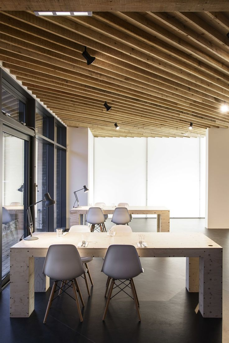 The Award Winning Hackney Based Architecture And Design Studio TILT Has Completed Proud Archivist A Mixed Used Cultural Venue Including Gallery Bar