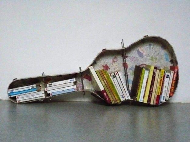 Librerie e scaffali fai da te