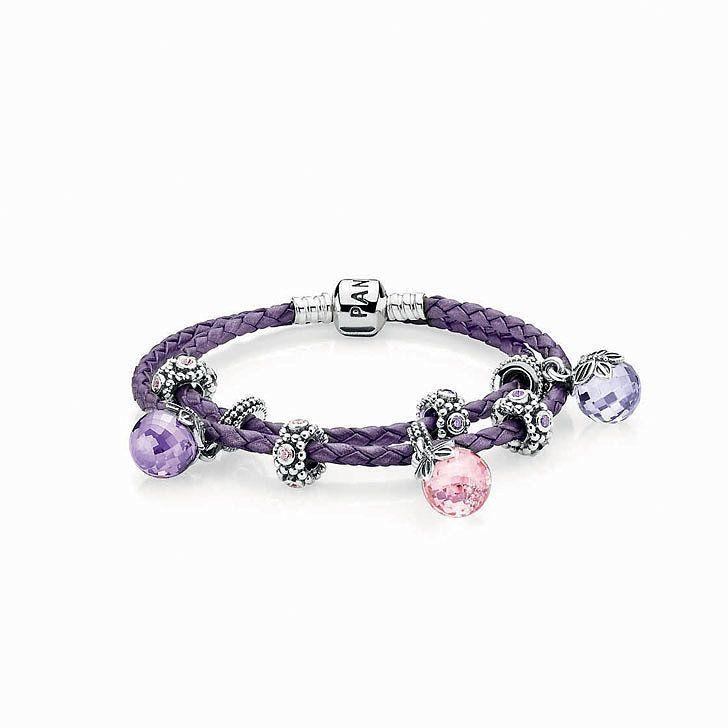 625875d75 ... shopping purple pandora rope bracelet 72f13 42fd9 ...