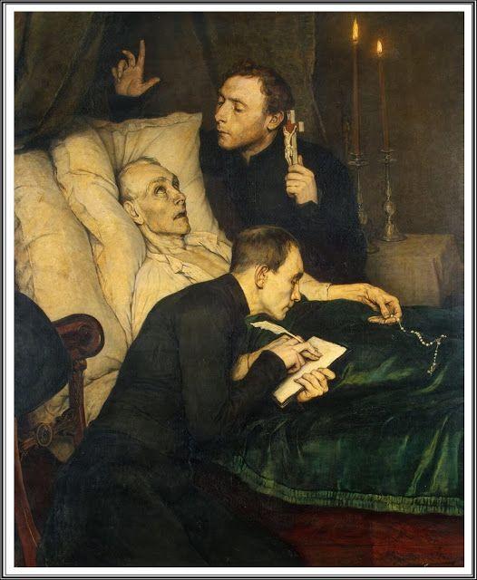 Alexander Theodore Honoré Struys (1852-1941), Les Oiseaux de Proie - 1876