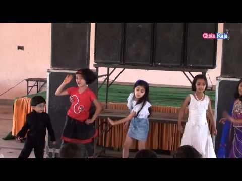 Kids Dancing in Hindi Music