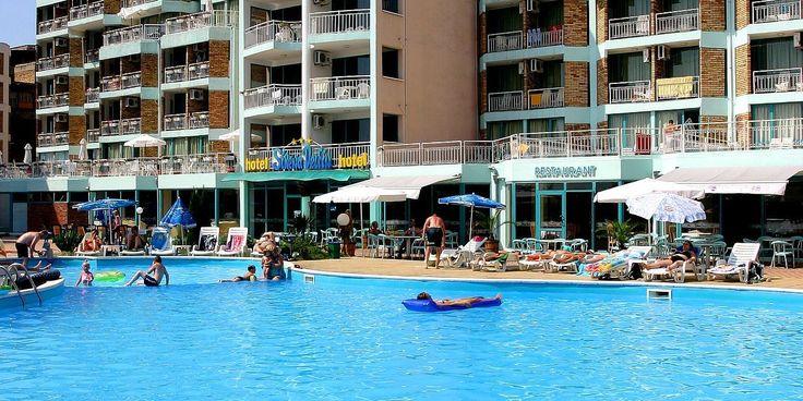 Hotel Delfin 3* - pe plaja din Sunny Beach Bulgaria