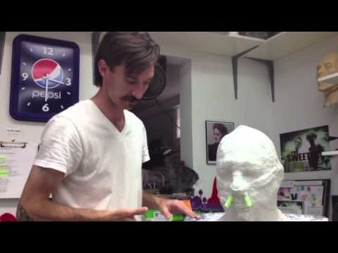 Kersey Valley Spookywoods - Life Casting