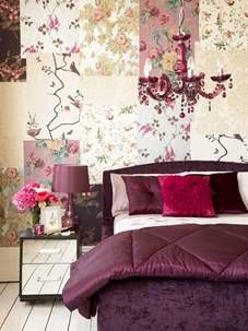 roomenvy - bedroom wallpaper ideas