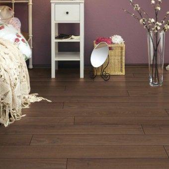 Finfloor KronoClik Laminate Flooring - Colour Waveless Oak