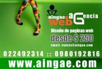 Diseño de paginas web - Akyanuncios.com - Publicidad con anuncios gratis en Ecuador
