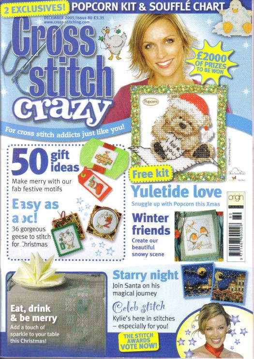 Cross Stitch Crazy 080