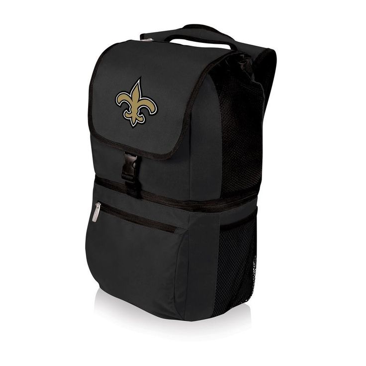 OneStopFanShop - New Orleans Saints Backpack Cooler Hiking Pack, $52.95 (https://www.onestopfanshop.com/nfl/new-orleans-saints/new-orleans-saints-backpack-cooler-hiking-pack/)