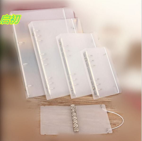 Cheap notebook piano, Buy Quality notebook optical mouse 4000 directly from China clip on hair extensions human hair Suppliers: 1PC A5 A6 A7 Translucent PP Loose Leaf Spiral Binder Matte 6 Holes Notepad Camp for Notebook Accessories Stationery Supplies