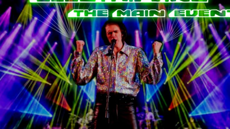 "Steve Richards Premier Neil Diamond Tribute Artist ~ "" Headed For The Future """