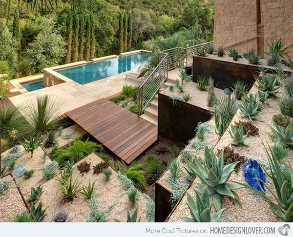 17 Parched Desert Landscaping Ideas
