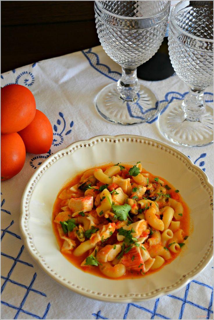 Sweet my Kitchen: Massada de mexilhão