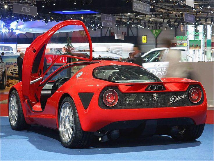 Forgotten Icon - Alfa Romeo, Diva