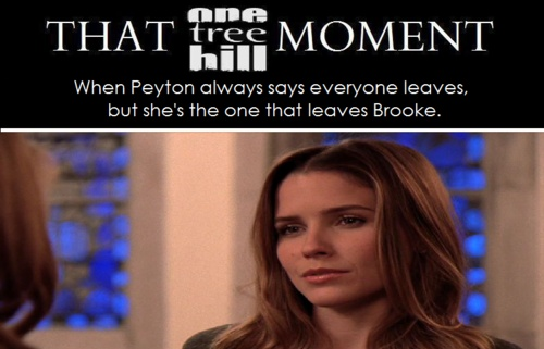 Brooke OTH <3: Trees Hill33