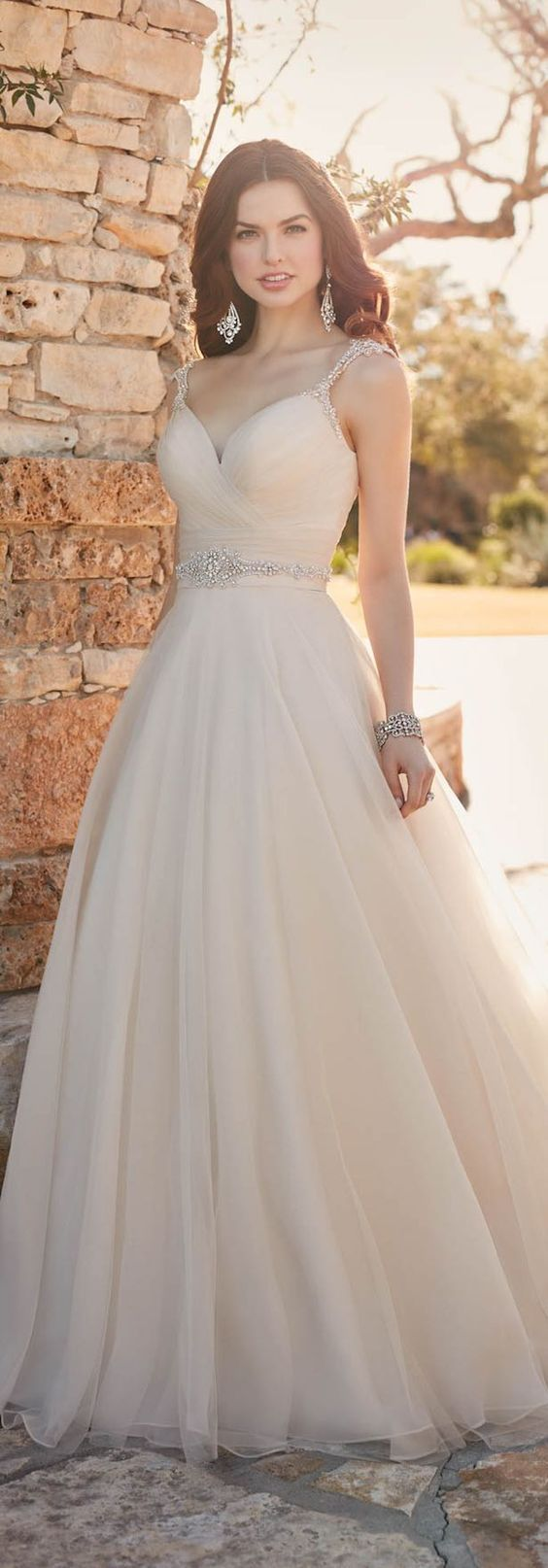 332 best Classy Wedding Dresses images on Pinterest Wedding
