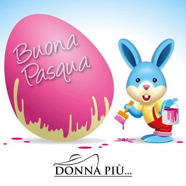 #DonnaPiu augura a tutti Buona #Pasqua!  #easter #colors #bunny #domenica #buongiorno #carpi #summer #spring #outlet