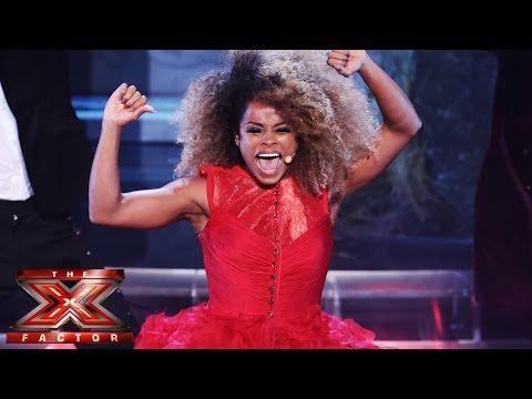 Fleur East sings Michael Jackson's Thriller | Live Week 4 | The X Factor UK 2014 - YouTube