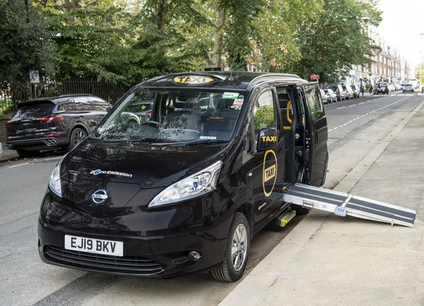 Dynamo Launches UK's First Fully Electric Black Cab
